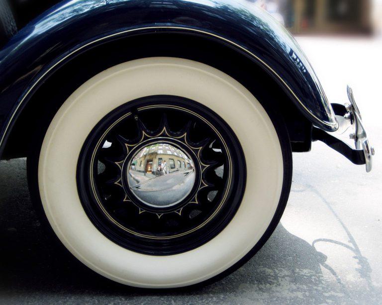Miłość do starych pojazdów